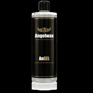 Angelwax AnGel Plastic Interior & Vinyl Dressing, Water Based, pH Neutral 500ML-0