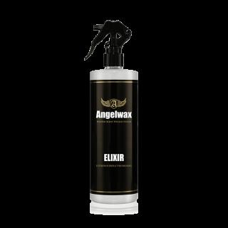 Angelwax Elixir Exterior Rubber, Vinyl, Plastic & Tyre Dressing 500ML-0