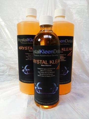 Krystal Kleen Detail KRYSTAL KLEAR Glass Cleaner (Mandarin Mist) 500ML-0