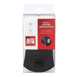 Autoglym Perfect Polish Applicator Pad Sponge 2 X Pack-0
