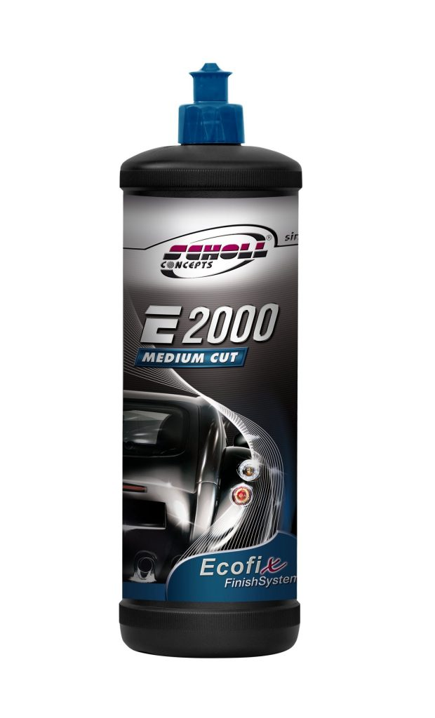 SCHOLL CONCEPTS Ecofix E2000 Medium Cut 1L-0