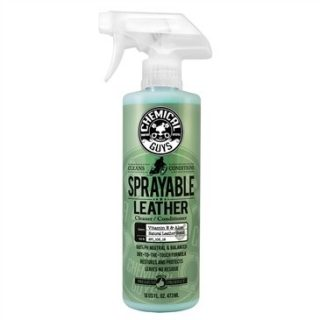 Chemical Guys Sprayable Leather Cleaner & Conditioner In One-0