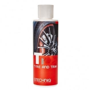 GTECHNIQ T1 Tyre and Trim-0