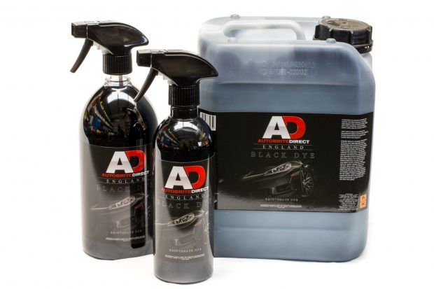 Autobrite Black Dye Carpet and Trim Stain-0
