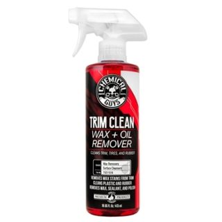 Chemical Guys Trim Clean Wax and Oil Remover for Trim, Tires, and Rubber (16 oz)-0