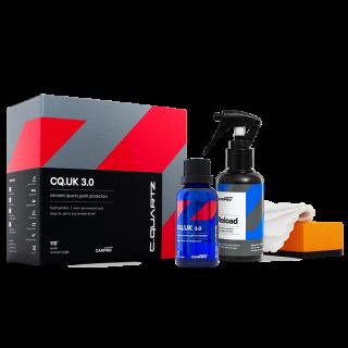 CarPro CQuartz UK 3.0 Ceramic Paintwork Protection Kit with Reload -0