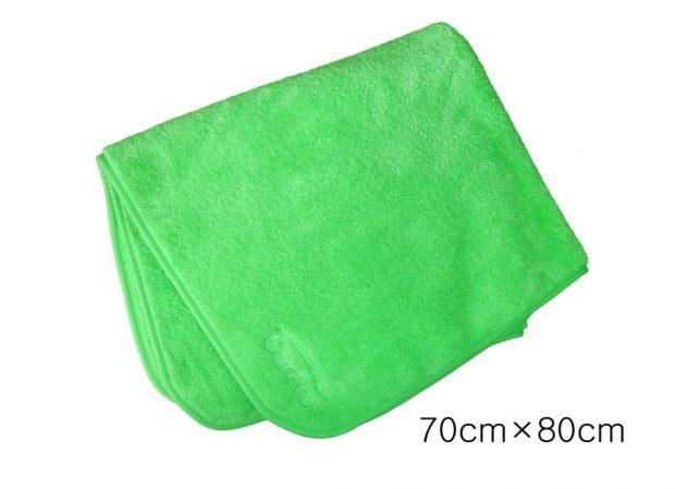 CARPRO FAT BOA GREEN MICROFIBRE DRYING TOWEL (LARGE)-0