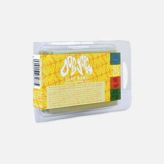 DODO JUICE Basics Clay Bar - fine grade yellow detailing clay 2X 55G-0