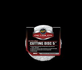 MEGUIARS DA MICROFIBRE CUTTING DISC 5 2PACK-0
