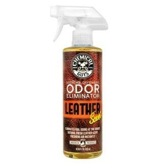 Chemical Guys Extreme Offensive Odor Eliminator, Leather Scent (16 oz)-0