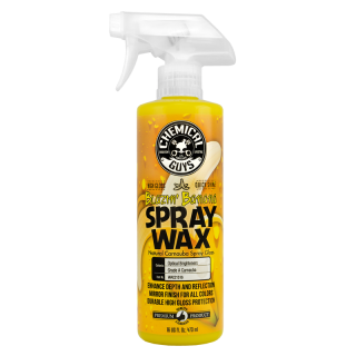 Chemical Guys BLAZIN' BANANA NATURAL CARNAUBA SPRAY WAX-0