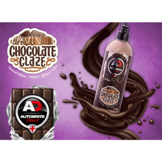 AUTOBRITE Chocolate Glaze - SPECIAL EDITION - All-In-One Paint Polish, Protectant, Glaze & Wax 500ML-0