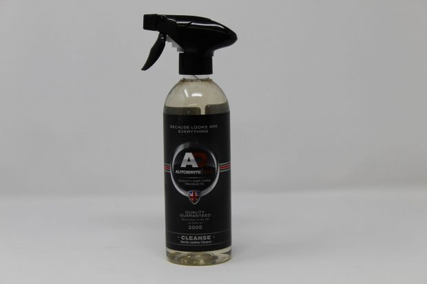 AUTOBRITE Cleanse - Gentle Leather Cleaner 500ML-0