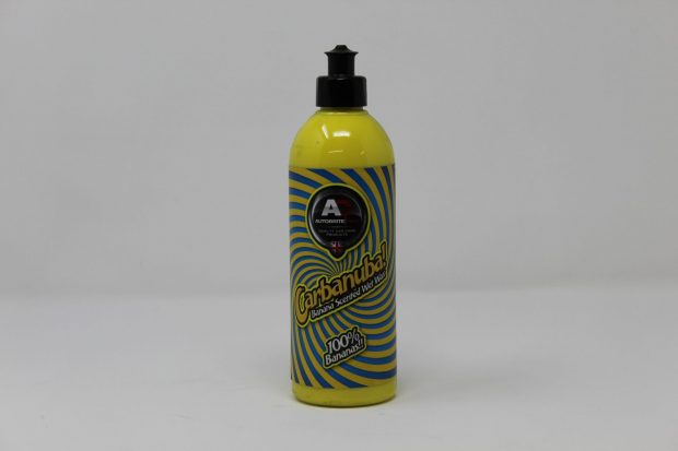 AUTOBRITE Carbanuba Car-Ban-Uba - Banana Scented Wet Wax 500ML-0