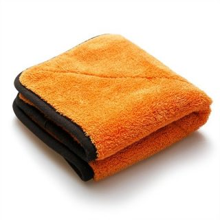 AUTOBRITE The Mini Reaper! Super Plush Buffing Towel HELLSHINE RANGE-0