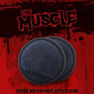 Autobrite - The Muscle Multipurpose Fluffy Microfibre Applicator-0