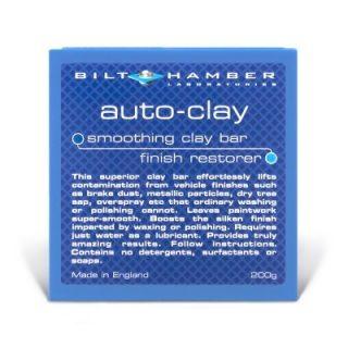 BILT HAMBER AUTO CLAY REGULAR 200G-0