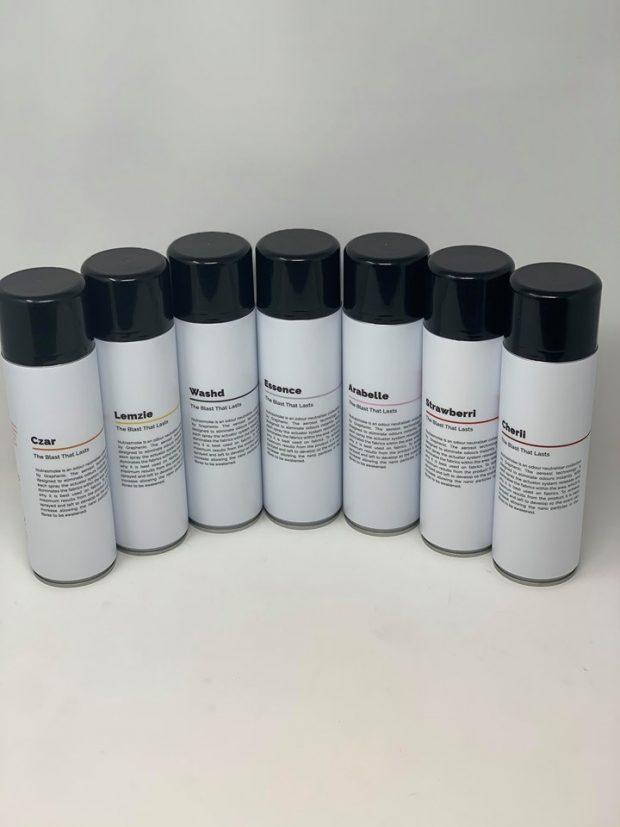 Graphenic Air Fresheners (Various Fragrances) 500ml-0