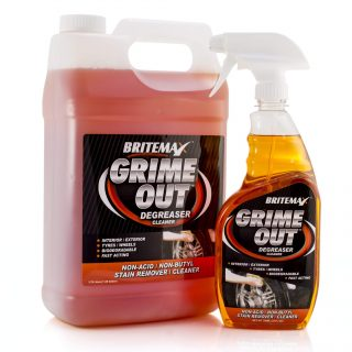 Britemax Grime Out Wheel Cleaner & Engine Degreaser-0