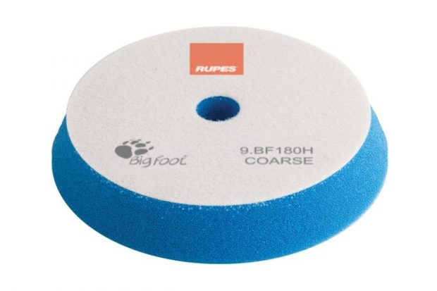 Rupes BLUE COARSE FOAM POLISHING PAD-0