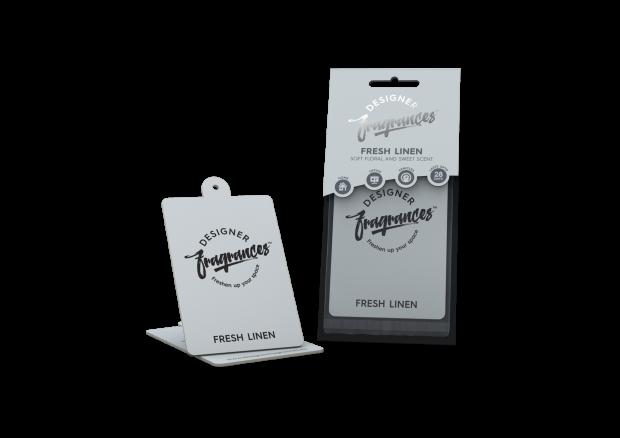 DESIGNER FRAGRANCE Fresh Linen Air Freshener-0