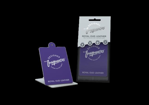 DESIGNER FRAGRANCE Royal Oud Leather Air Freshener-0