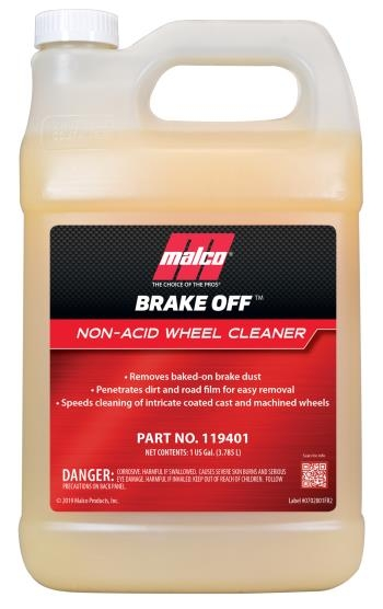 MALCO Brake-Off Non-Acid Wheel Cleaner 3.78L-0