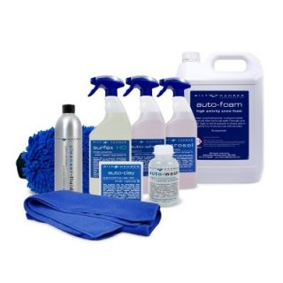 BILT HAMBER CAR PREPARATION KIT-0